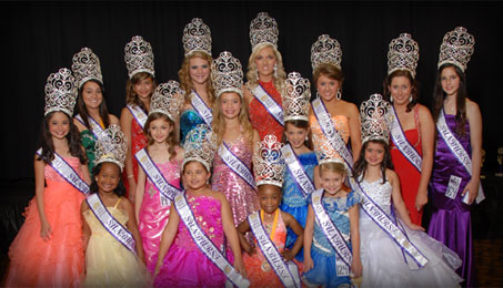 Online Pageant Sign Up